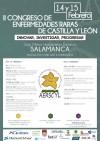 Cartel del II Congreso de Enfermedades Raras de CyL
